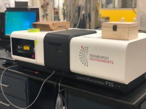 Edinburgh FS5 Spectrofluorometer