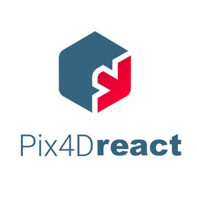 Pix4D React: Desktop Computing Solution