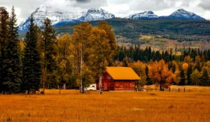Colorado in the Autumn
