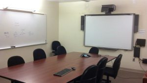 A114 Conference Room, View 1
