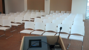 D100 Conference Room, View 1