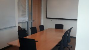 D123 Conference Room, View 1
