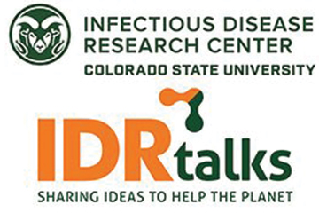 IDRtalks: sharing ideas to help the planet - logo