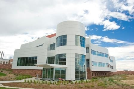 Infectious Disease Research Center building