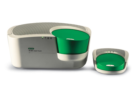 The QX200 Digital Droplet PCR System
