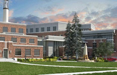 CSU Powerhouse - Energy Institute
