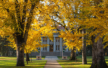 Colorado State University Oval