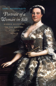 Book cover showing a woman in a fancy gown.