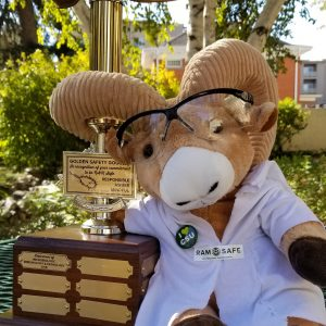 CAM the RAM with trophy